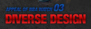 APPEAL OF NBA WATCH03 - DIVERSE DESIGN